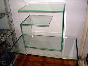 УФ склейка стекла
